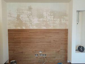 DIY living room wall at HOMIFY_09