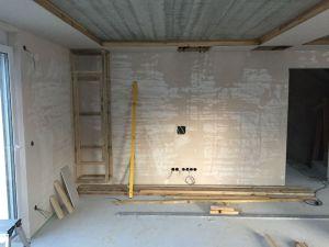 DIY living room wall at HOMIFY_03