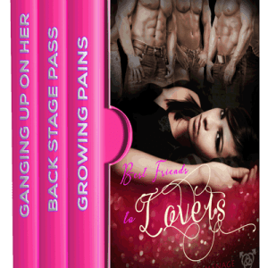 Best Friends to Lovers Box Set (Volumes 4-6) Kat Crimson