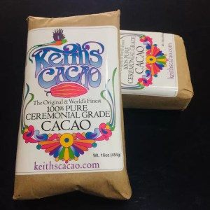 Keith's Cacao Paste