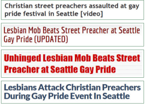 right wing headlines seattle pride assault