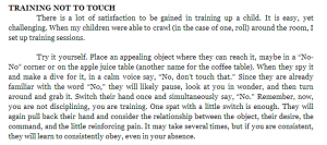touch-300x133 Child Murder and Not-so Christian Parenting