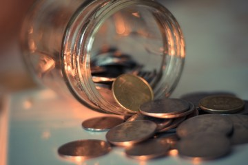 money pot jar