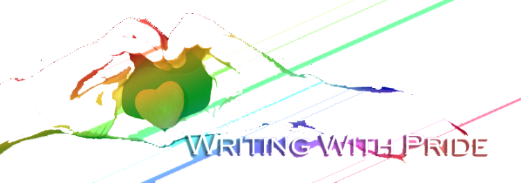 writing with pride banner