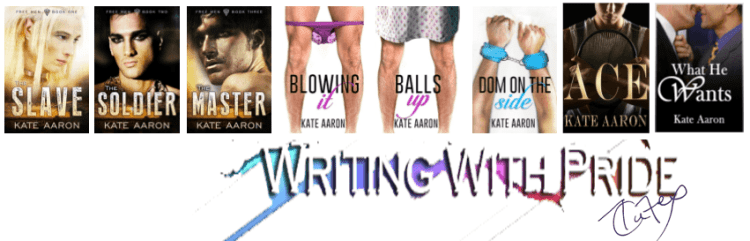 kate aaron books banner