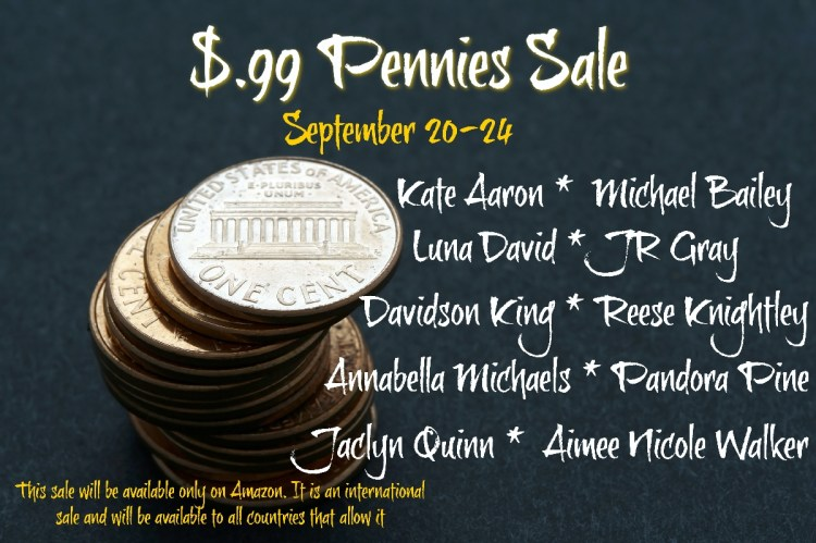 get 10 m/m romance books for just $.99 pennies
