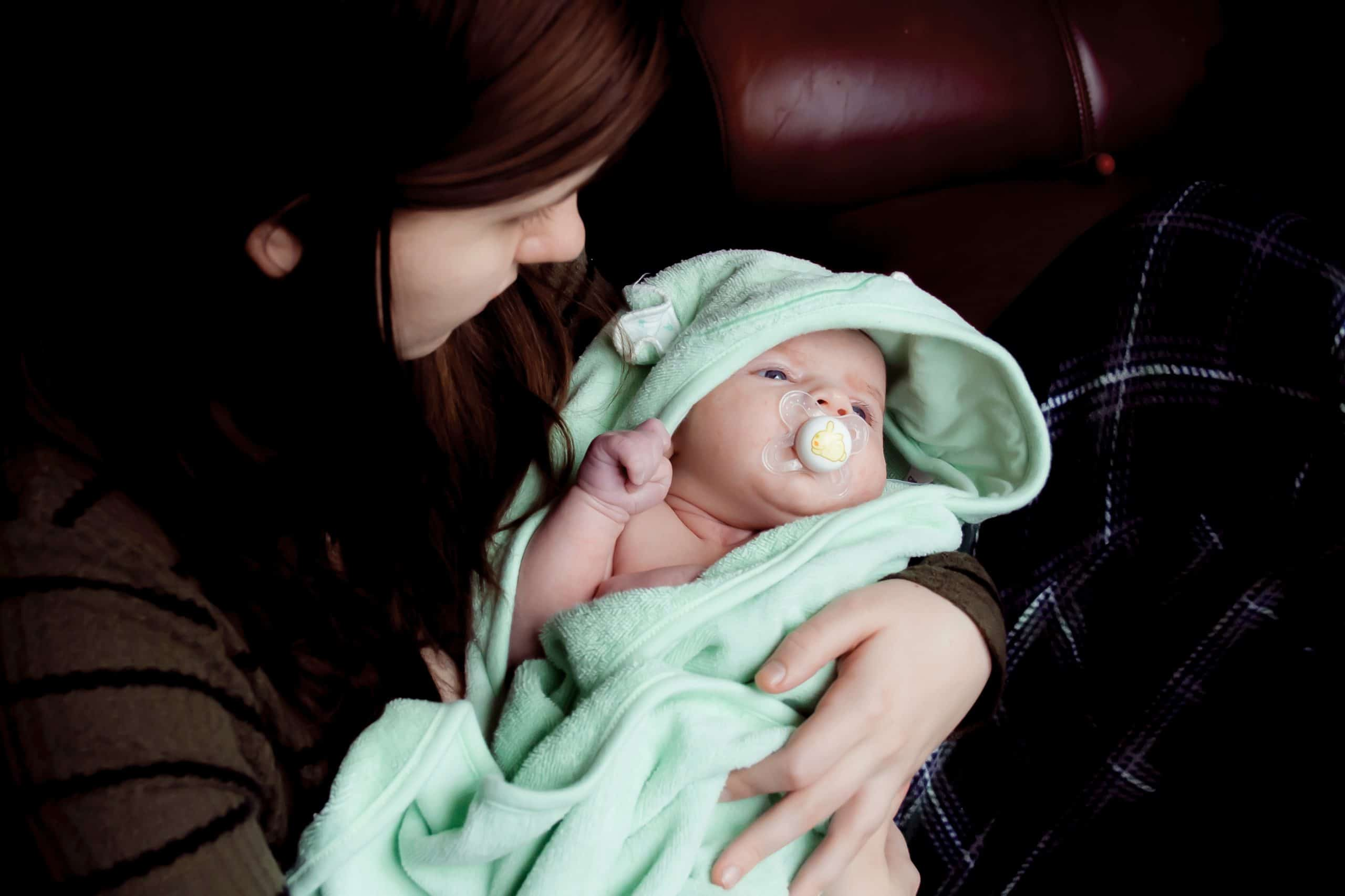 truth about postpartum  <a class=