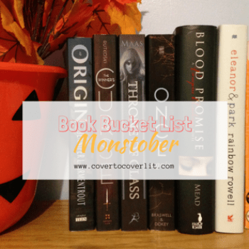 18 Books to add to your Monstober Book Bucket List