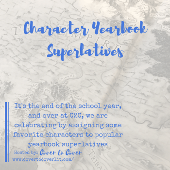 Character Yearbook Superlatives