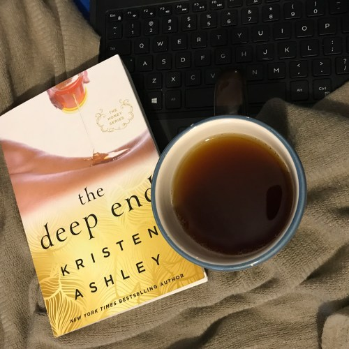 The Deep End by Kristen Ashley on Cover to Cover Book and Blogging Blog Yearbook Superlatives by Kat Snark