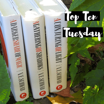 Top Ten Tuesday: Spring 2020 TBR