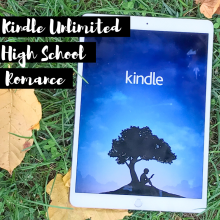 Cover to Cover Book Blog Kat Snark covertocoverlit Book Blogger Book blog reader reading Kindle Unlimited Cover to Cover month of November High School Romance YA Young Adult