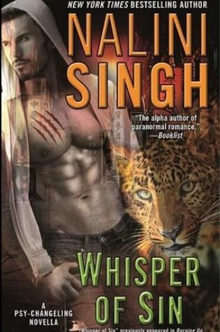 Review: Whisper of Sin by Nalini Singh