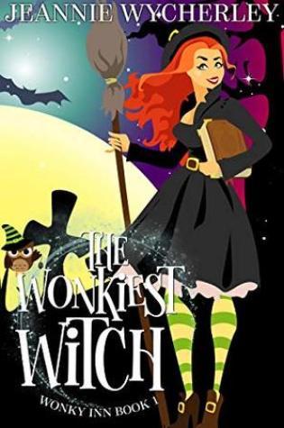 Review: The Wonkiest Witch by Jeannie Wycherley