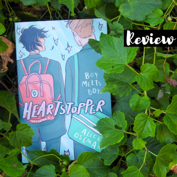 My First Graphic Novels: Heartstopper and Fence