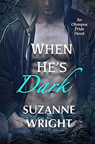 Review: When He's Dark by Suzanne Wright