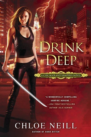 Review: Drink Deep by Chloe Neill