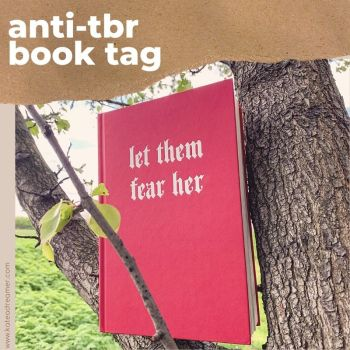 Anti-TBR Tag: Books I Don't Plan to Read