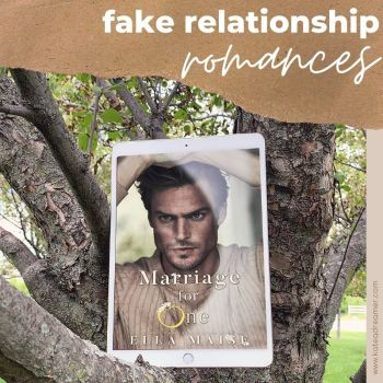 Favorite books featuring a Marriage-of-Convenience / Fake Relationship Trope!