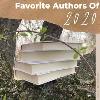 2020's Favorite New-to-Me Authors!