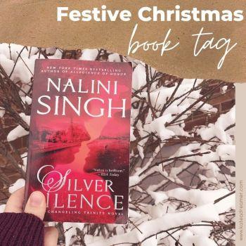 The Festive Christmas Book Tag