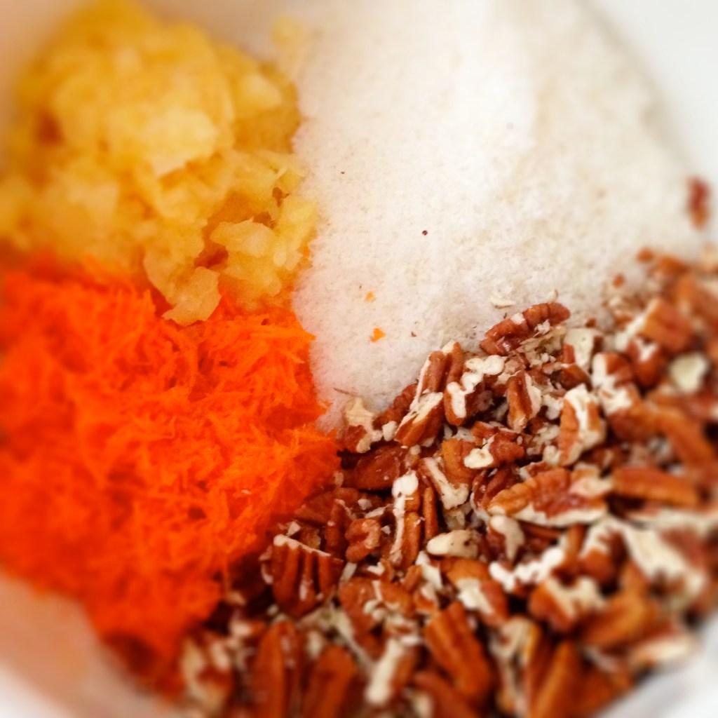 Dense and Luscious Carrot Cake