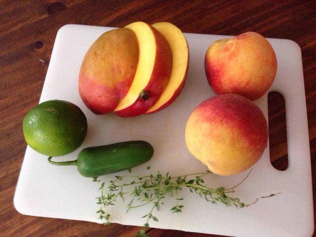 4 Fresh Summer Peach Recipes