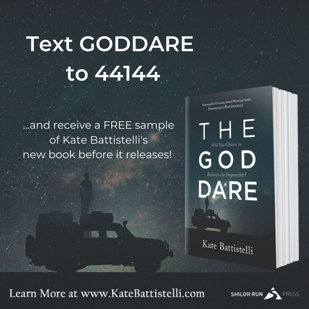 The God Dare Text-to