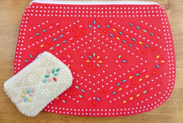 vintage beaded purse bag Play Purse on Kate Beavis