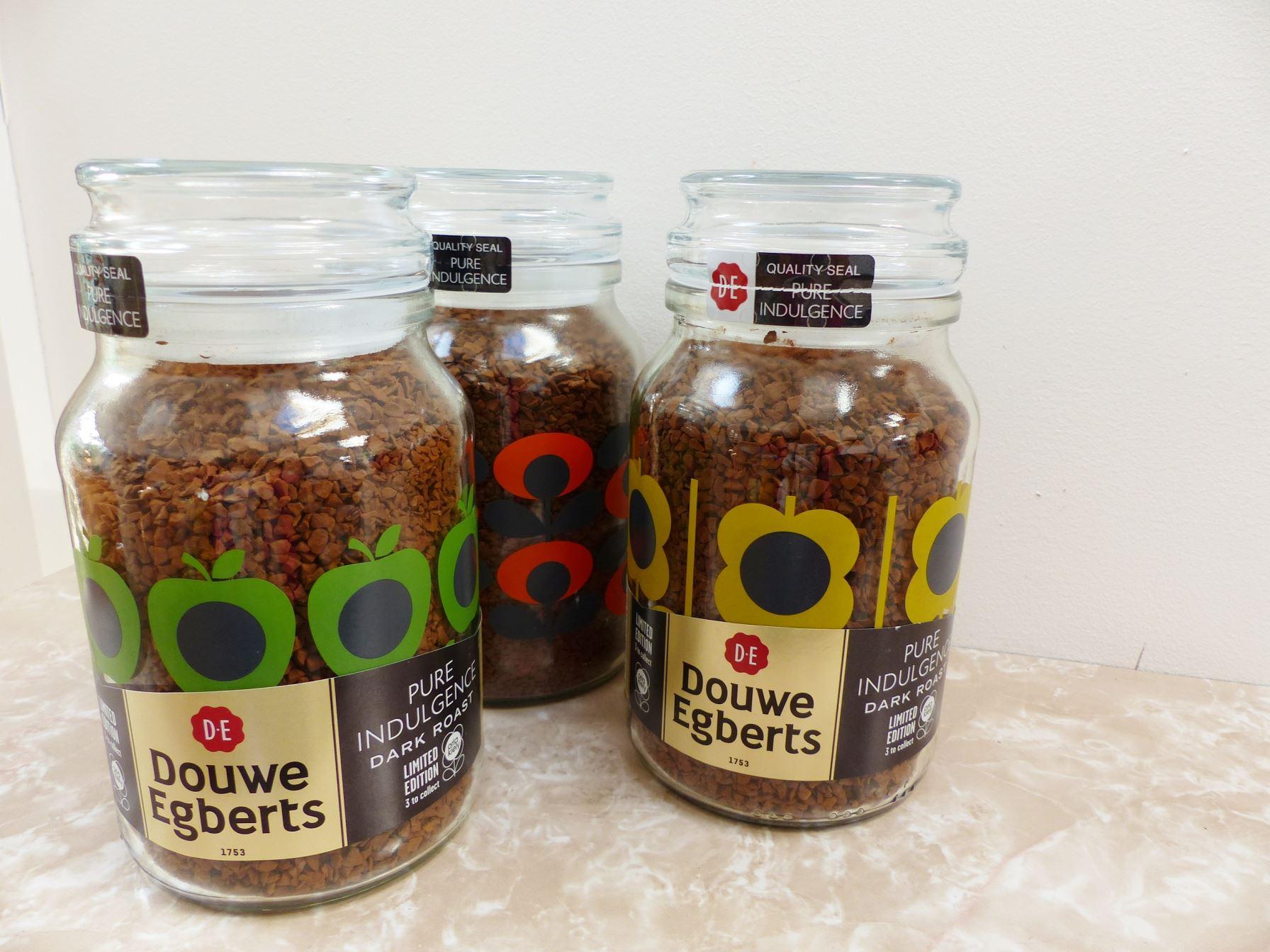 Orla Kiely S Coffee Jars For Douwe Egberts Kate Beavis Vintage Expert Test