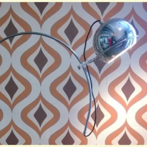 Dutch GEPO arc floor lamp at Space, Harrogate as seen on Kate Beavis Home blog