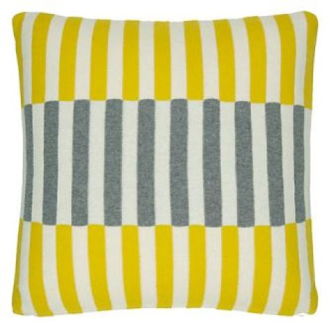 Retro vintage style cushion from John Lewis as featured on Kate Beavis Vintage Home blog