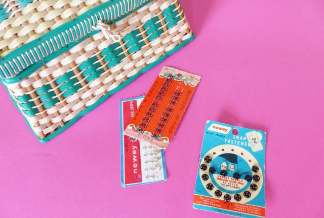 10 Must Have items needed to care for your vintage fashion by Kate Beavis Vintage Home blog