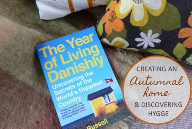 Creating an autumnal home and discovering Hygge by Kate Beavis.com