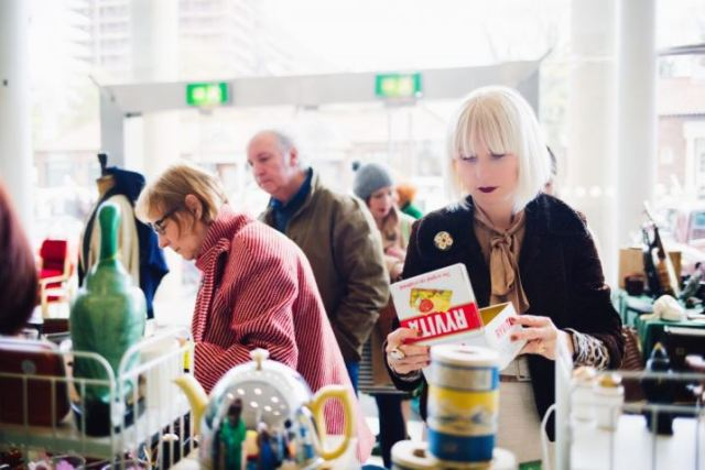 How to buy vintage at a charity shop