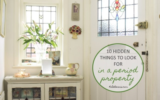 10 hidden things to look out for when buying an old property