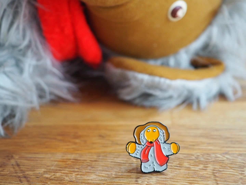 Womble pin