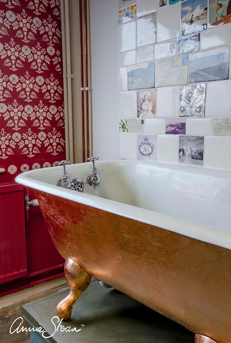 How to create a 1920s vintage bathroom