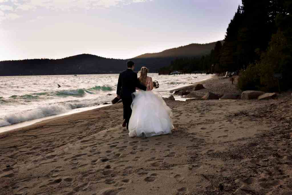 mountain wedding california