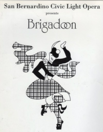 4. The first musical I ever performed in was Brigadoon. As a result, I'm inordinately protective of that show. Don't tell me that you don't like it. Omit that fact from conversations with me.