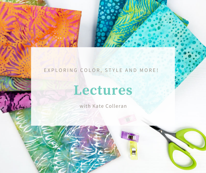 Guild Lectures by Kate Colleran