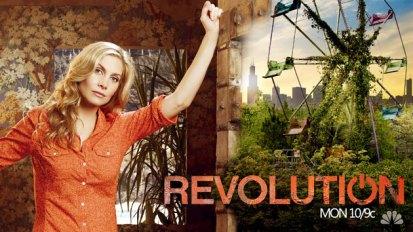 Elizabeth Mitchell Revolution