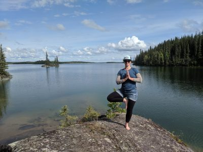 Land and Heart Yellowknife Yoga Teacher Training