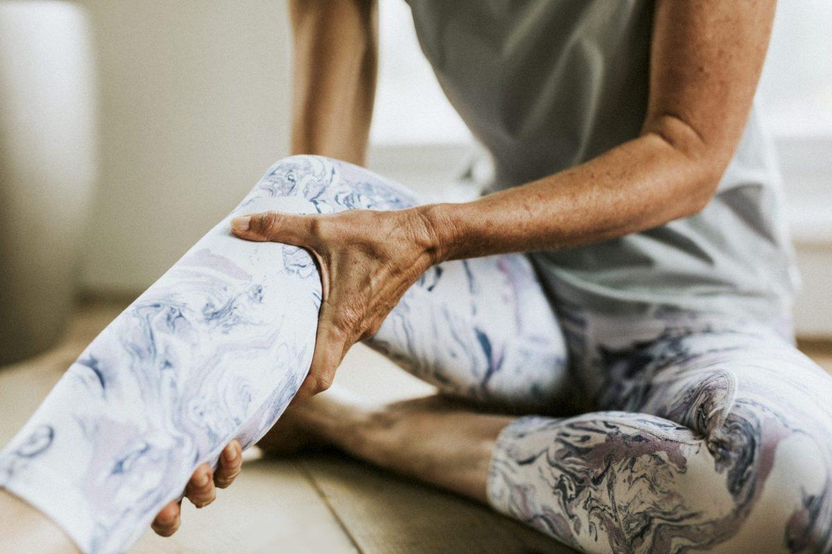 Yoga for Knee Injury