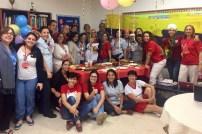 Merienda Compartido with the best teachers ever