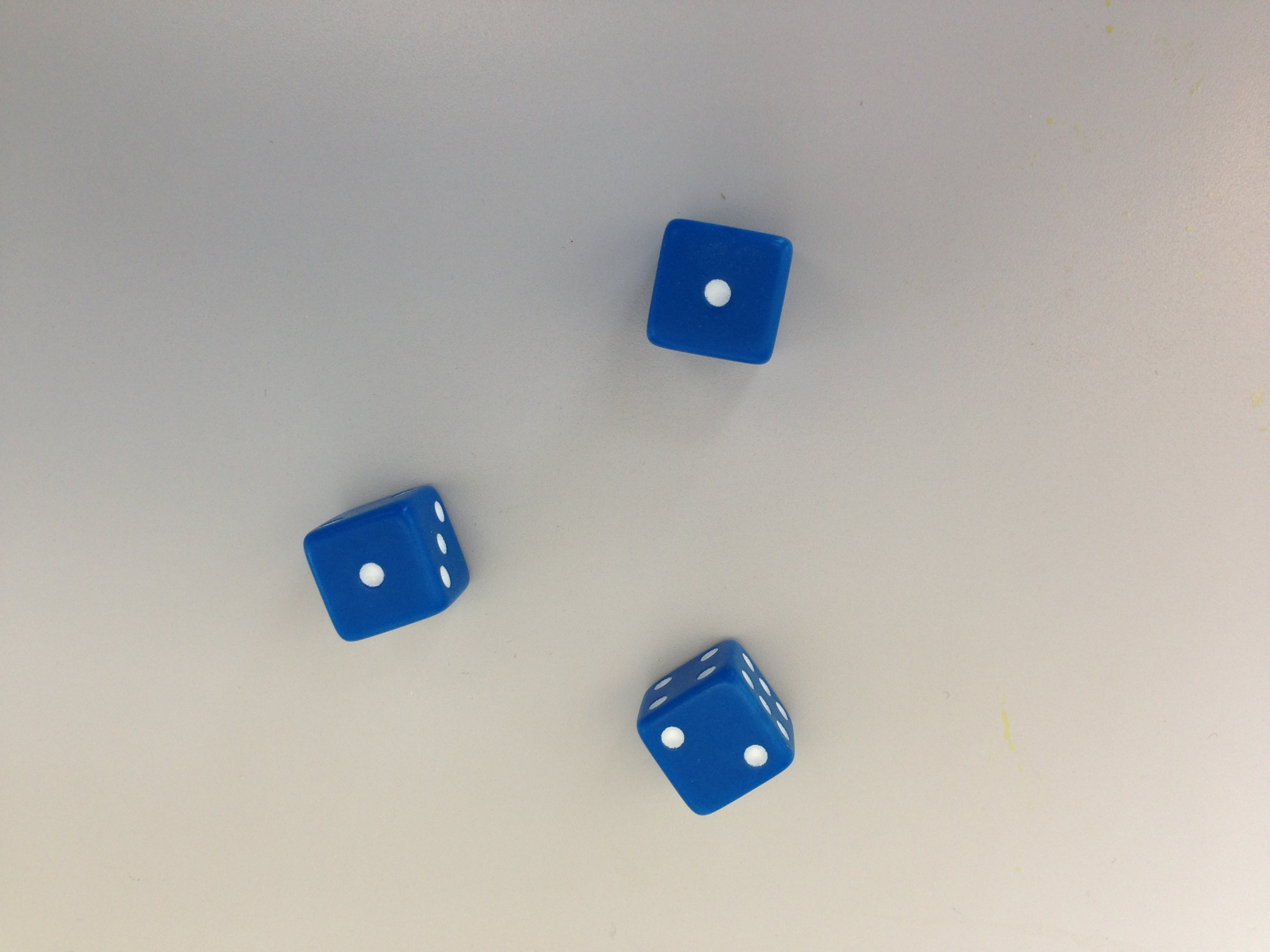 Math Dice Game