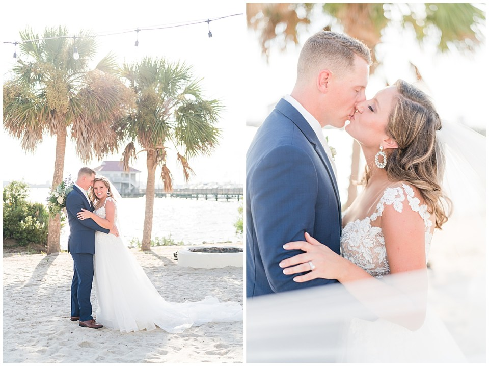 Charleston Harbor Resort Outdoor Beach Wedding Charleston Wedding Photographer_0037.jpg