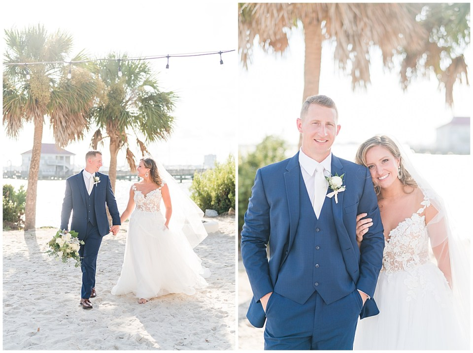 Charleston Harbor Resort Outdoor Beach Wedding Charleston Wedding Photographer_0046.jpg