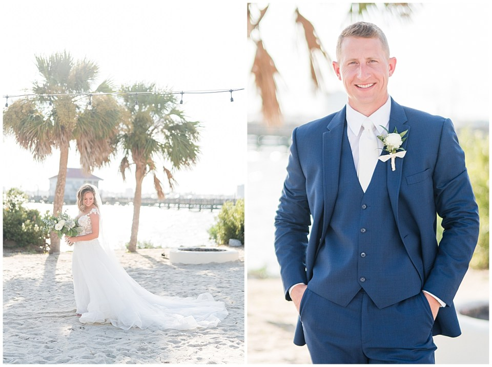 Charleston Harbor Resort Outdoor Beach Wedding Charleston Wedding Photographer_0051.jpg