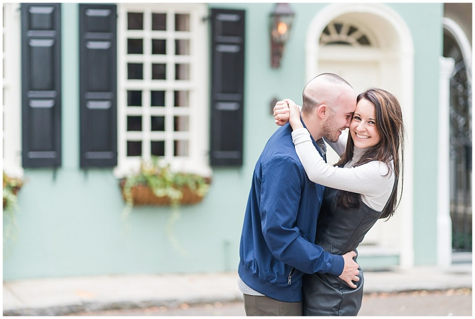 Outdoor Downtown Charleston Engagement Session_0030.jpg